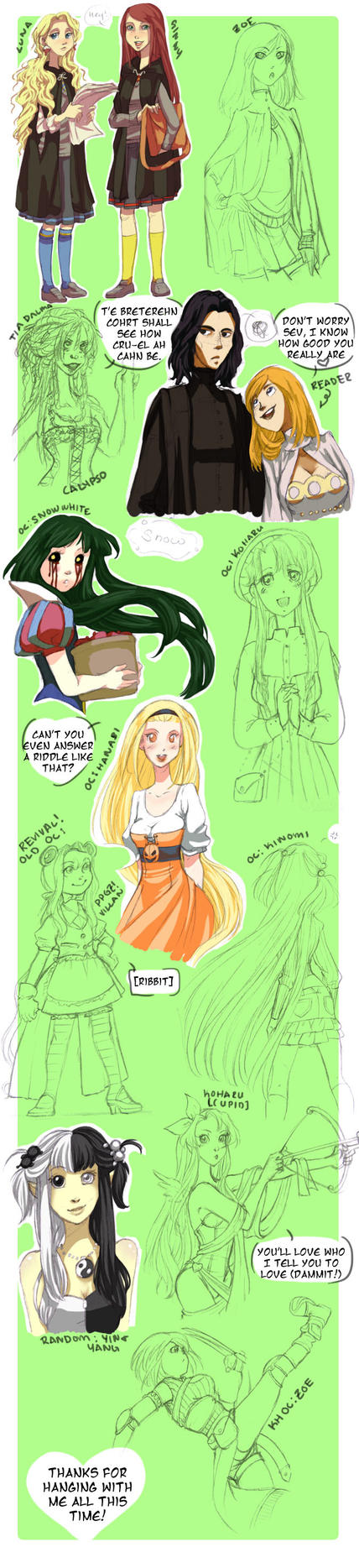 Spring 2013 Pt4 by ZOE-Productions