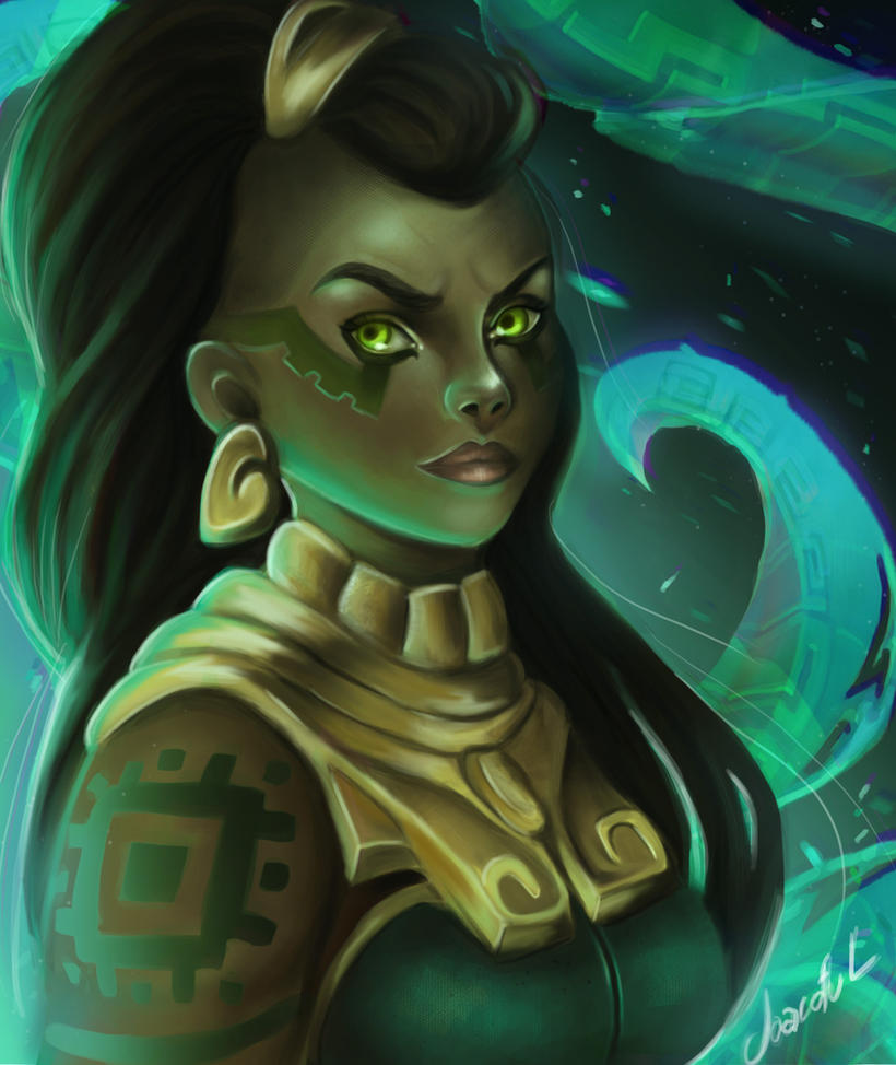 Illaoi by joacoful