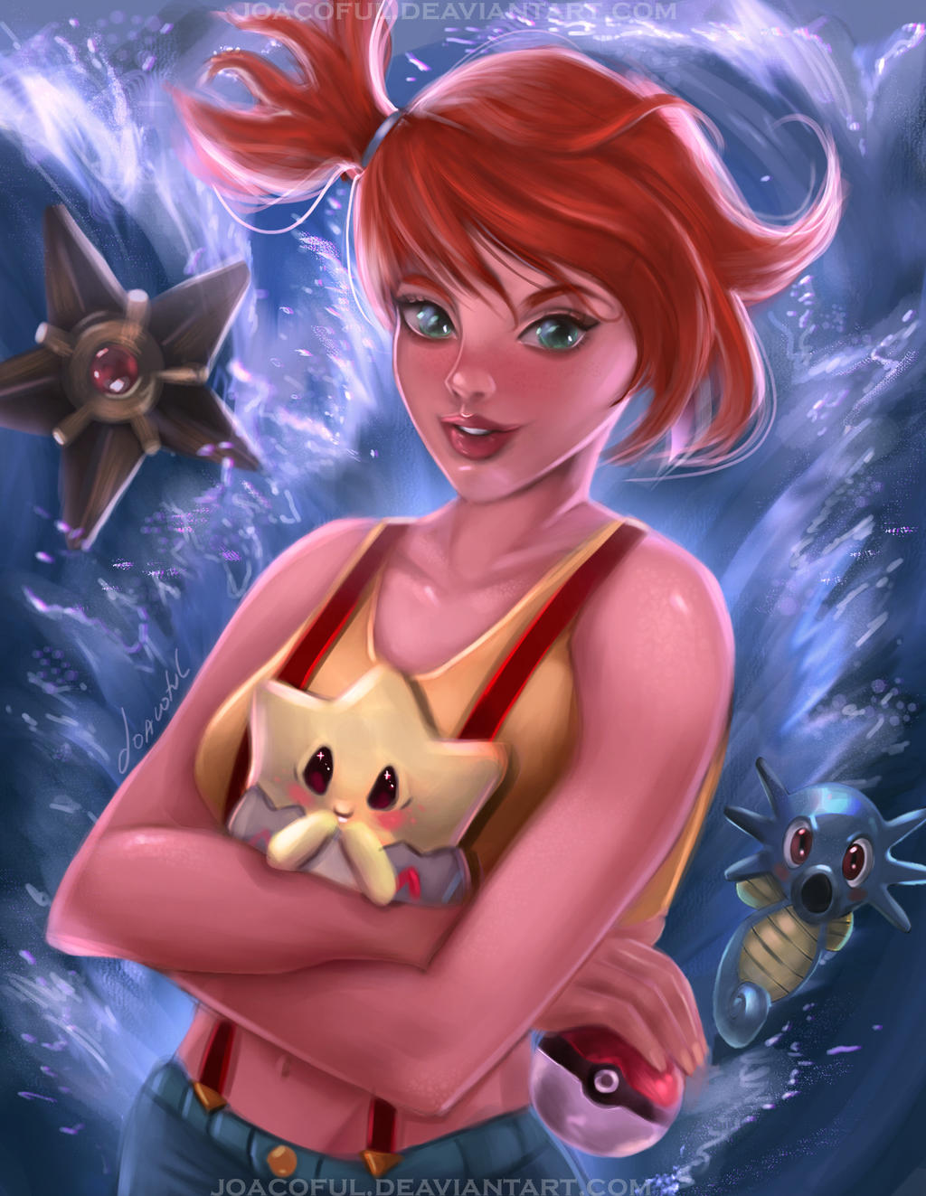 Image result for Misty fan art pinterest