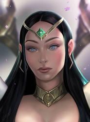 Sentinel Irelia by joacoful