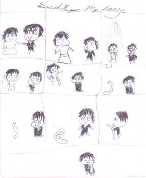 Mi primer Comic Chibi