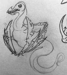 That's one deformed Bird by AveryCF