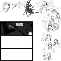 Hollow Encounters (Drawpile 4)