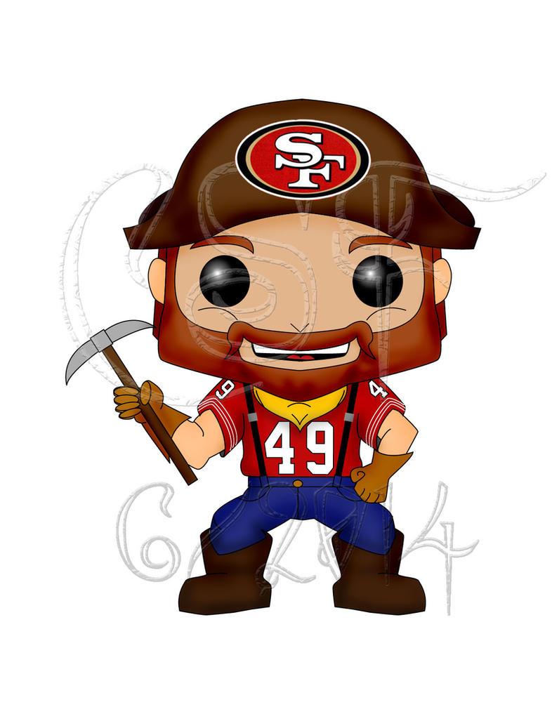 Funko pop fan art 49ers sourdough sam by csf designs on deviantart funko pop fan art 49ers sourdough sam by csf designs voltagebd Choice Image