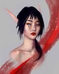 Asian elf