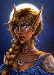 Lady Halios Silverwood