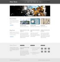 Rhino Theme Wordpress theme by bekyarov