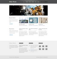 Rhino Theme Wordpress theme