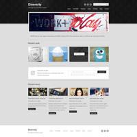 Diversity Wordpress Theme by bekyarov