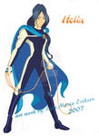 Helia Redfountain Specialist 2