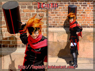- Lavi - 3rd Uniform by TheLupin