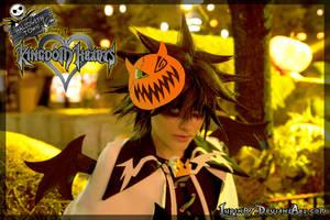 - HalloweenTown Sora - by TheLupin