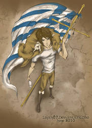 APH - Patriot Of Greece -