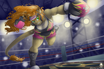 Punch Out by avencri