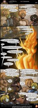 The Eye of Ramalach 231: The Flamekeeper by avencri
