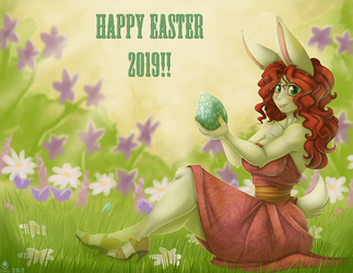 Easter 2019 by avencri
