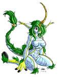 Kirin girl