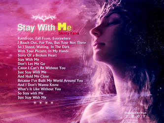 Stay with Me by ROo7i