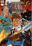 Mangaholix Issue 4 Cover