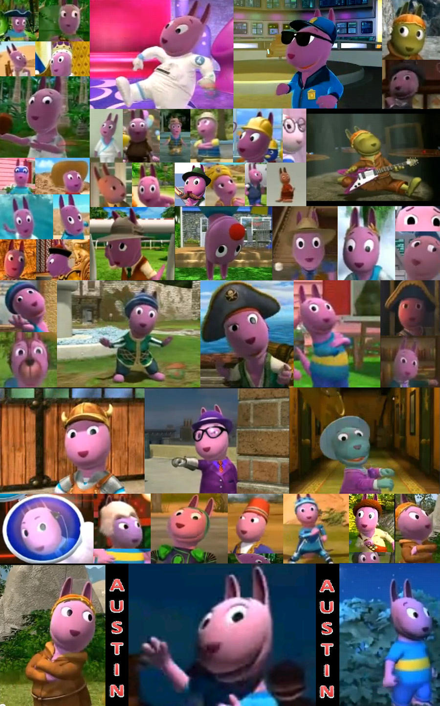 backyardigans favourites by mikeylover6 on deviantart
