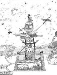 Wizard Tower Asplosion