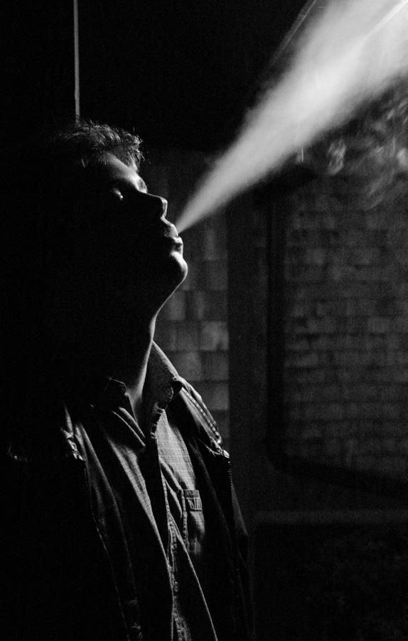 Smoking Man By Sbv20