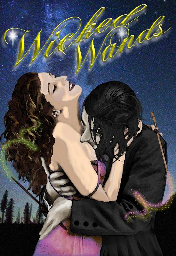 Wicked Wands by droxy