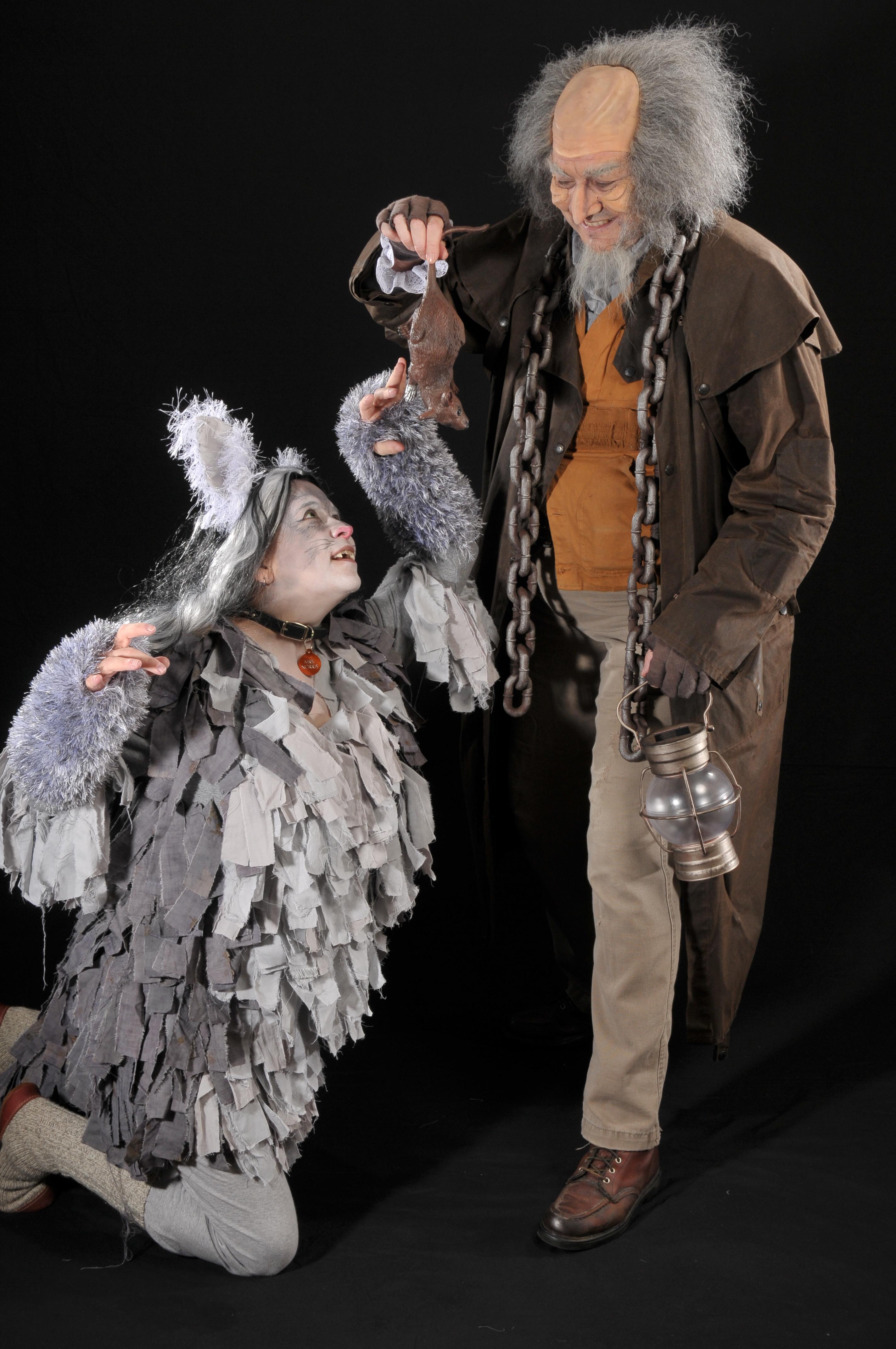 I am Argus Filch by droxy