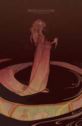 Rapunzel by DarkSunRose