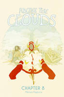 Above the Clouds - chapter 8 cover by DarkSunRose