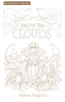 Above the Clouds - Cover Art - Lines