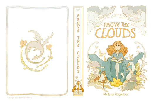 Above the Clouds - cover illustration