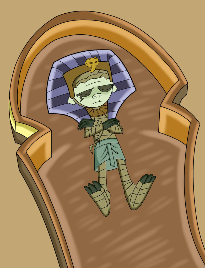 tutenstein: so it time wait sleep by mxaca1967