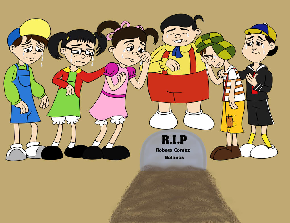 El chavo animado tv cry die god sorry 2029 2014 by zixgood79 on