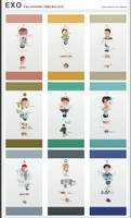 20170518-EXO-cellphone-tablecloth by Chen-Ye