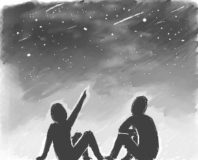 Stars by paalomita