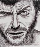 Hugh jackman a.k.a Wolverine