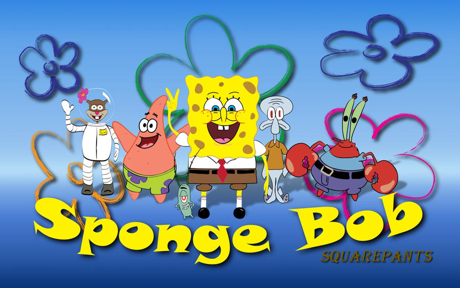 sponge bob wallpapers. Sponge Bob Wallpaper by