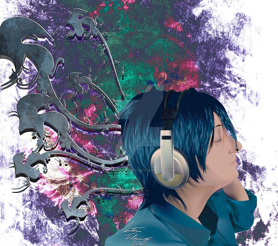 Hum of Music - Redux by AyaneMatrix