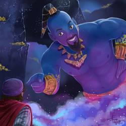 Aladdin by firetanya
