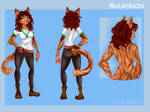(Commission) Rhiannon Reference Sheet