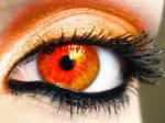 5 Eyes on Fire-Blue Foundation