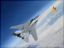 Fast Eagle 102 by GreyWolfeRun