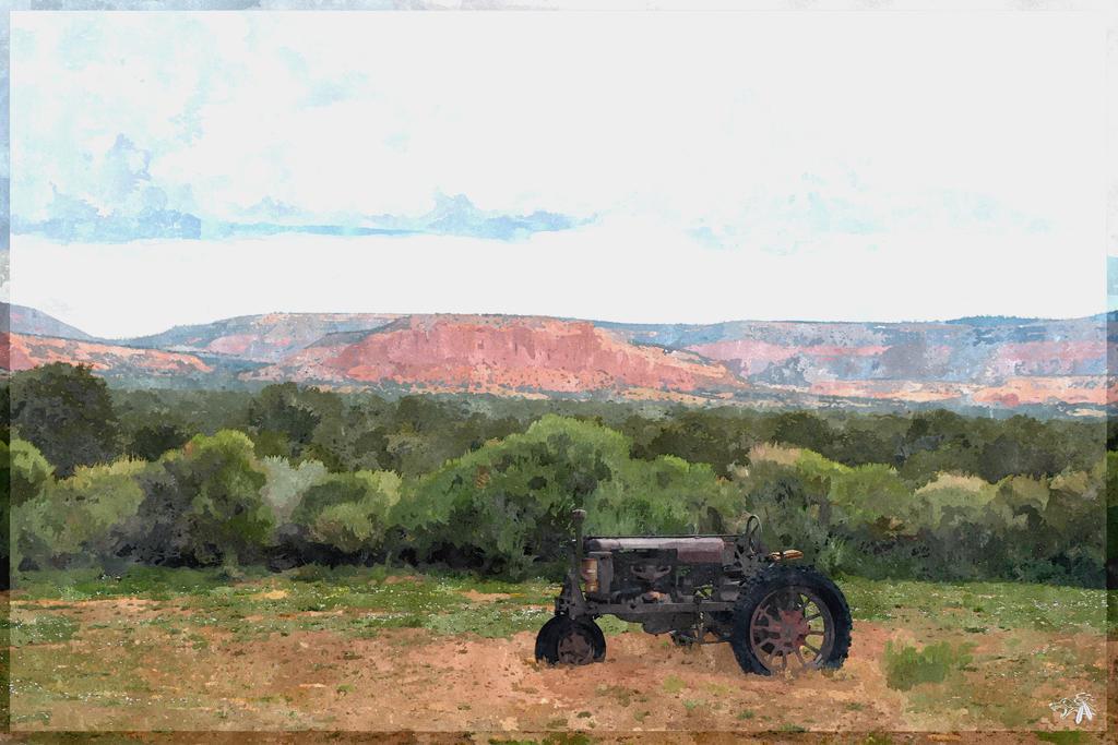 New Mexico by GreyWolfeRun