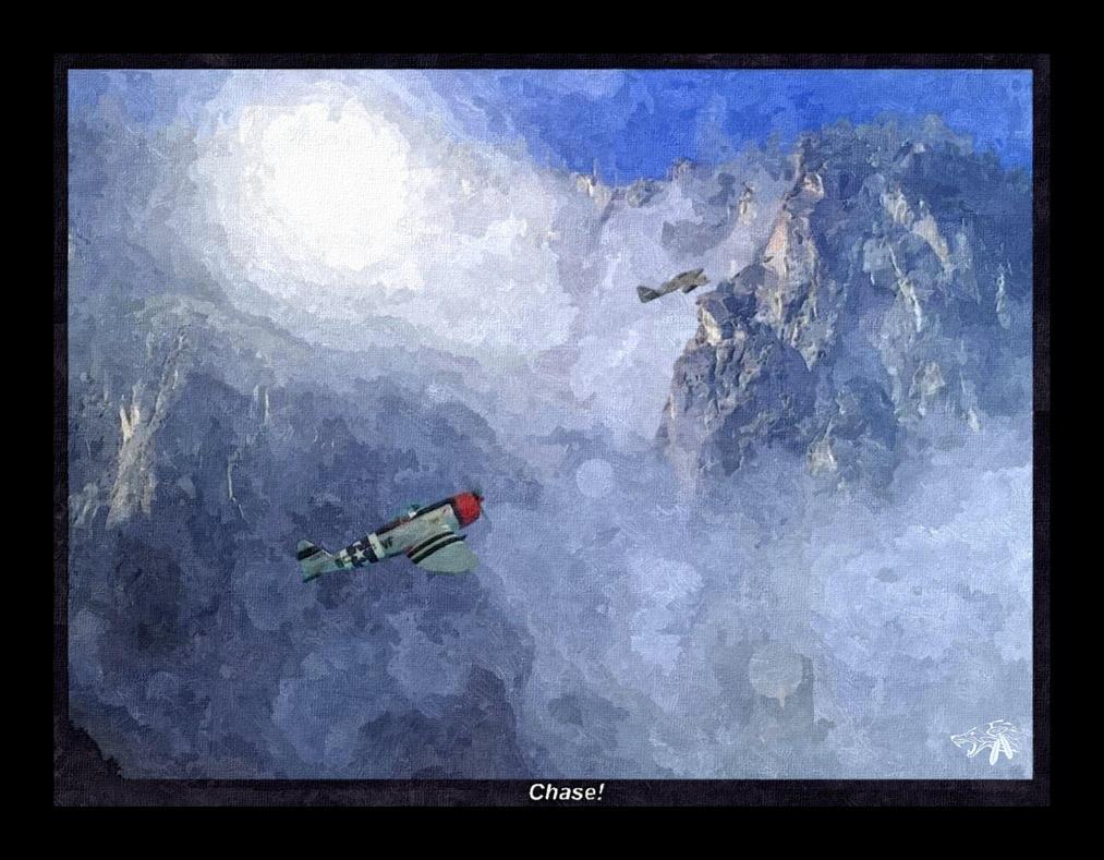 Chase! by GreyWolfeRun
