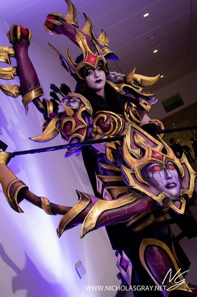 Master Sylvanas Cosplay by FinstereFrau