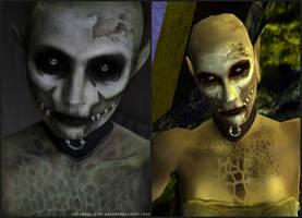 Imalia VTMB Makeup