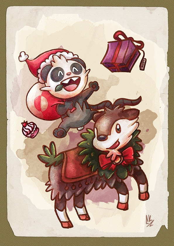 Feliz Navidad by ckrauss