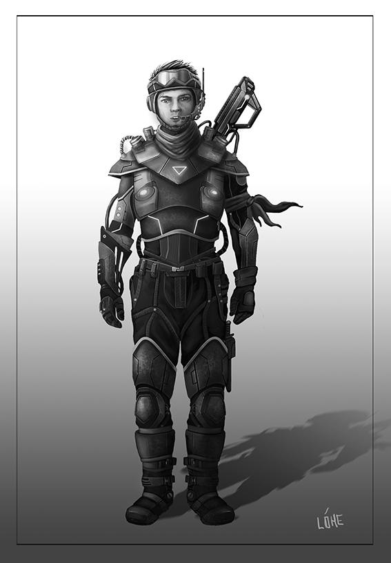 Soldado by ckrauss
