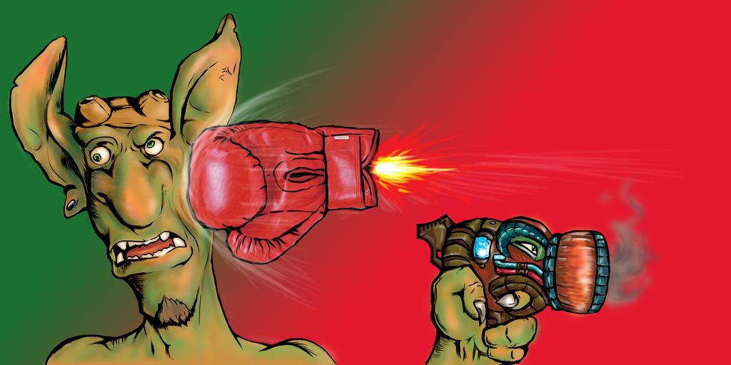 Goblin-backfire by PORS24